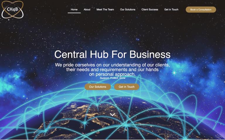 Client site - CH4B