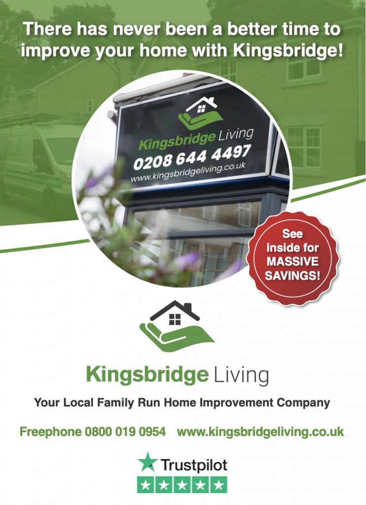 Kingsbridge Brochure design